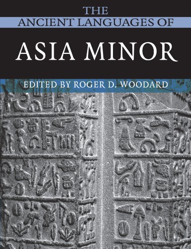 9780521684965: The Ancient Languages of Asia Minor