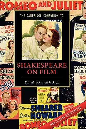 9780521685016: The Cambridge Companion to Shakespeare on Film 2nd Edition Paperback (Cambridge Companions to Literature)