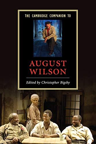9780521685061: The Cambridge Companion to August Wilson (Cambridge Companions to Literature)
