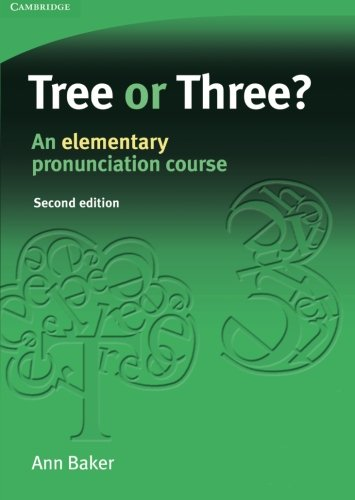 9780521685269: Tree or Three?: An Elementary Pronunciation Course