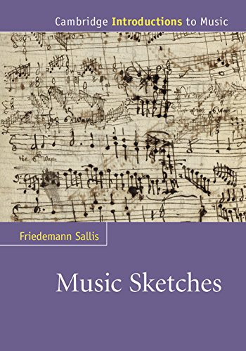9780521685542: Music Sketches