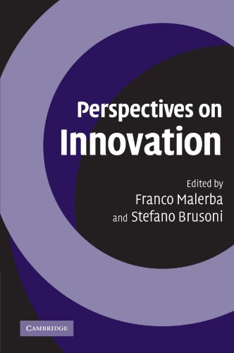 9780521685610: Perspectives on Innovation