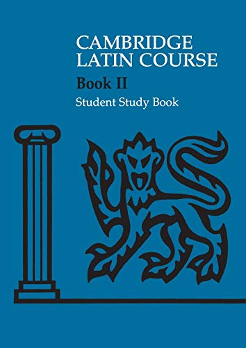 9780521685931: Cambridge Latin Course 2 Student Study Book