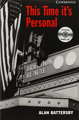 9780521686068: This Time It's Personal Level 6 Advanced Book with Audio CDs (3) Pack