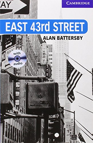 9780521686075: CER5: East 43rd Street Level 5 Upper Intermediate Book with Audio CDs (3) Pack: Upper Intermediate Level 5 (Cambridge English Readers)