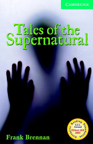 9780521686105: Tales of the Supernatural Level 3 Book with Audio CDs (2) Pack (Cambridge English Readers)