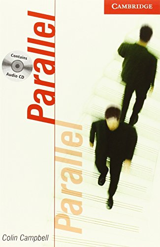 9780521686136: Parallel Level 1 Book with Audio CD Pack (Cambridge English Readers)