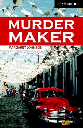 9780521686242: Murder Maker Level 6 Advanced Book with Audio CDs (3) Pack (Cambridge English Readers)