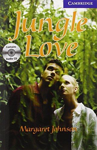 9780521686259: CER5: Jungle Love Level 5 Upper Intermediate Book with Audio CDs (3) Pack: Upper Intermediate Level 5 (Cambridge English Readers)