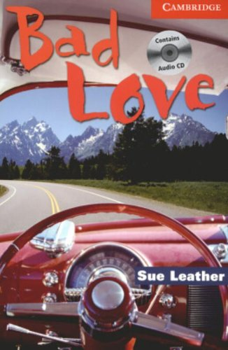9780521686280: Bad Love Level 1 Beginner/Elementary Book with Audio CD Pack (Cambridge English Readers)