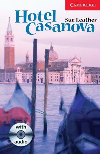 9780521686297: Hotel Casanova Level 1 Book with Audio CD Pack