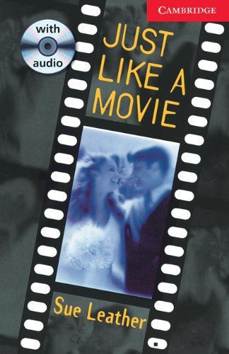 9780521686303: CER1: Just Like a Movie Level 1 Beginner/Elementary Book with Audio CD Pack: Beginner / Elementary Level 1 (Cambridge English Readers)