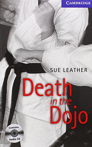 9780521686334: Death in the Dojo Level 5 Book with Audio CDs (2) (Cambridge English Readers)