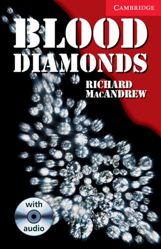 9780521686365: Blood Diamonds Level 1 Book with Audio CD Pack (Cambridge English Readers)