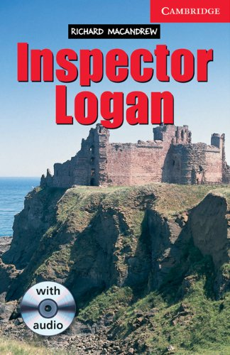 9780521686372: Inspector Logan Level 1 Beginner/Elementary Book with Audio CD Pack