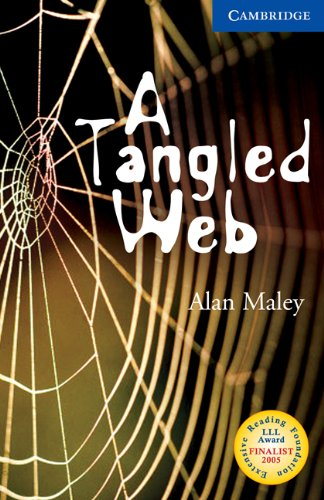 9780521686433: A Tangled Web Level 5 Upper Intermediate Book with Audio CDs (3) Pack (Cambridge English Readers)