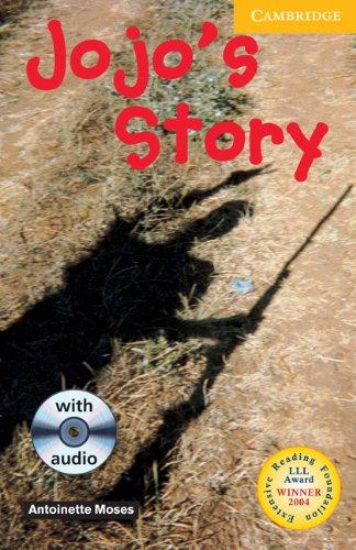 9780521686457: Jojo's Story Level 2 Elementary/Lower intermediate Book and Audio CD Pack (Cambridge English Readers)