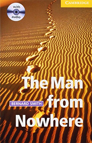 9780521686549: CER2: The Man from Nowhere Level 2 Elementary/Lower Intermediate Book with Audio CD Pack: Elementary / Lower Intermediate Level 2 (Cambridge English Readers)