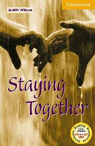 9780521686556: CER4: Staying Together Level 4 Intermediate Book with Audio CDs (3) Pack: Intermediate Level 4 (Cambridge English Readers)