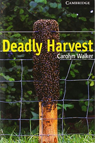 9780521686563: Deadly Harvest Level 6 Book with Audio CDs (3) Pack