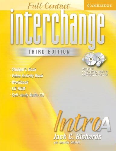 Interchange Third Edition Full Contact Intro A: Jack C. Richards;