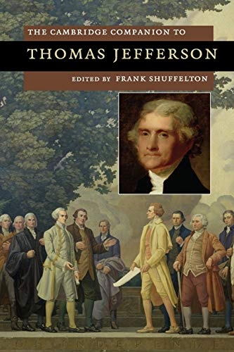 9780521686976: The Cambridge Companion to Thomas Jefferson