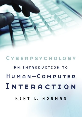 9780521687027: Cyberpsychology Paperback: An Introduction to Human-computer Interaction