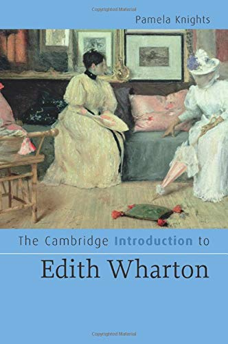 9780521687195: The Cambridge Introduction to Edith Wharton