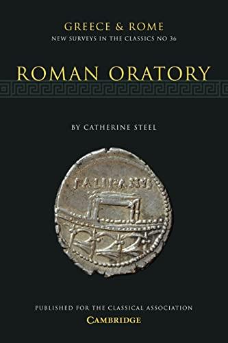 9780521687225: Roman Oratory (New Surveys in the Classics)