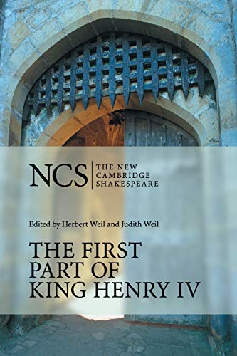 9780521687430: The First Part of King Henry IV 2nd Edition Paperback (The New Cambridge Shakespeare)