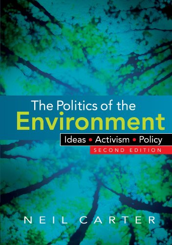 9780521687454: The Politics of the Environment: Ideas, Activism, Policy