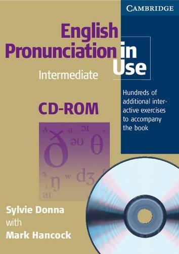 9780521687508: English Pronunciation in Use Intermediate CD-ROM (Single User)