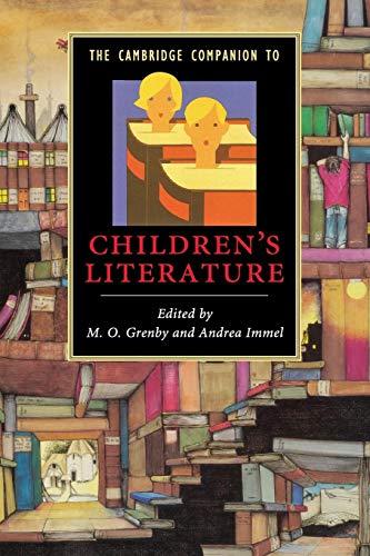 9780521687829: The Cambridge Companion to Children's Literature Paperback (Cambridge Companions to Literature)