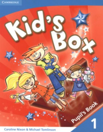 9780521688017: Kid's Box 1 Pupil's Book: Level 1 - 9780521688017