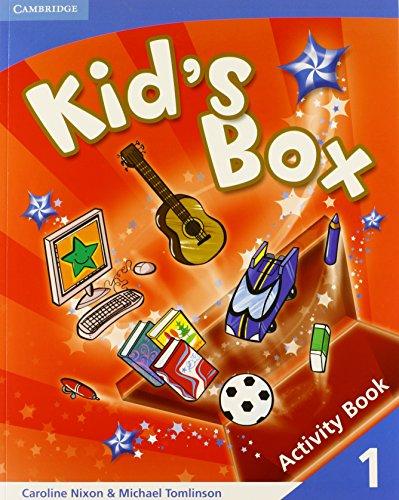 9780521688024: Kid's box. Activity book. Per la Scuola elementare: Kid's Box 1 Activity Book