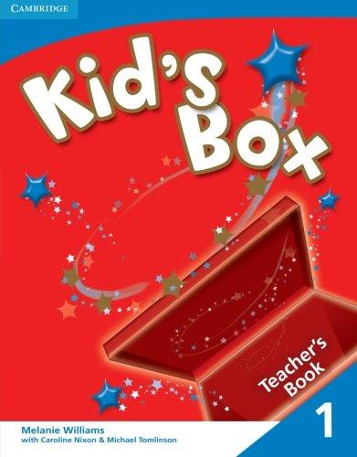 9780521688031: Kid's Box 1 Teacher's Book