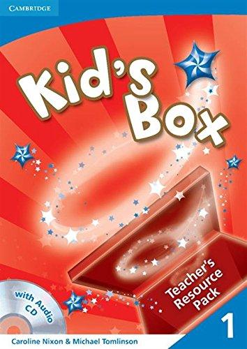 9780521688048: Kid's Box 1 Teacher's Resource Pack with Audio CD: Level 1