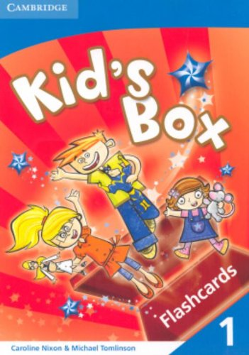 9780521688062: Kid's Box 1 Flashcards (pack of 96): Level 1