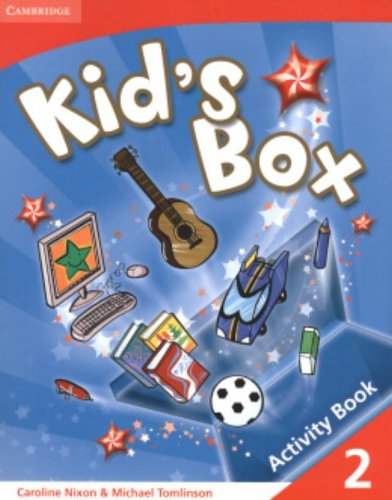 9780521688086: Kid's box. Activity book. Per la Scuola elementare: 2