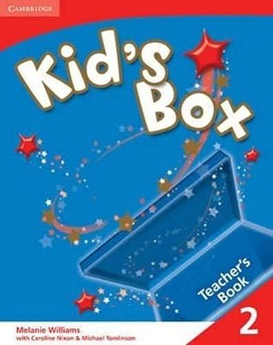 9780521688093: Kid's Box 2 Teacher's Book