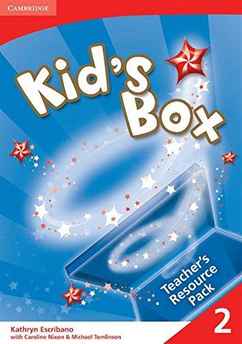 9780521688109: Kid's Box 2 Teacher's Resource Pack with Audio CD