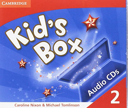 9780521688116: Kid's Box 2 Audio CDs (3)