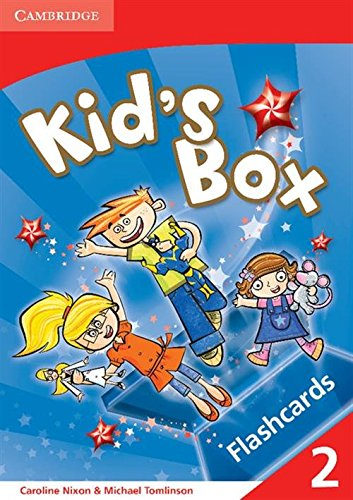9780521688123: Kid's Box 2 Flashcards (Pack of 101)