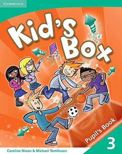9780521688130: Kid's box. Pupil's book. Per la Scuola elementare: Kid's Box 3 Pupil's Book