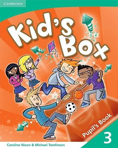 9780521688130: Kid's box. Pupil's book. Per la Scuola elementare: 3