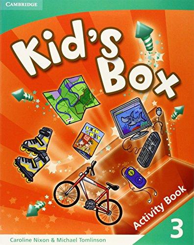 9780521688147: Kid's box. Activity book. Per la Scuola elementare: 3