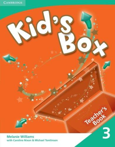 9780521688154: Kid's Box 3 Teacher's Book