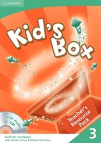 9780521688161: Kid's Box 3 Teacher's Resource Pack with Audio CD