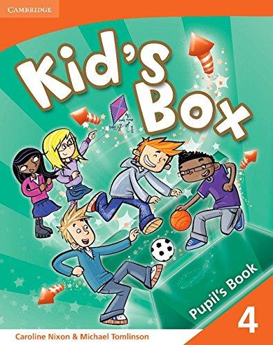 9780521688185: Kid's Box 4 Pupil's Book