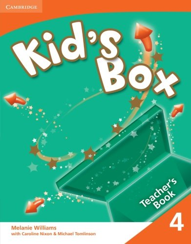 9780521688208: Kid's Box 4 Teacher's Book